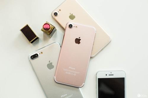 iPhone 7/7 Plus lọt top quà tặng hot nhất 20/10 - 1
