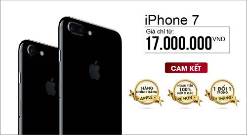 iPhone 7/7 Plus lọt top quà tặng hot nhất 20/10 - 4