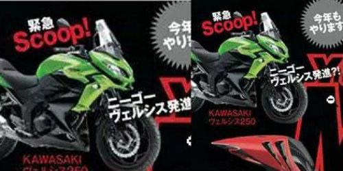 Kawasaki Versys 250 rò rỉ tại thị trường Đông Nam Á - 2
