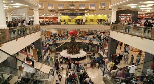 Dubai là thị trường bán lẻ tăng trưởng mạnh nhất toàn cầu - 1