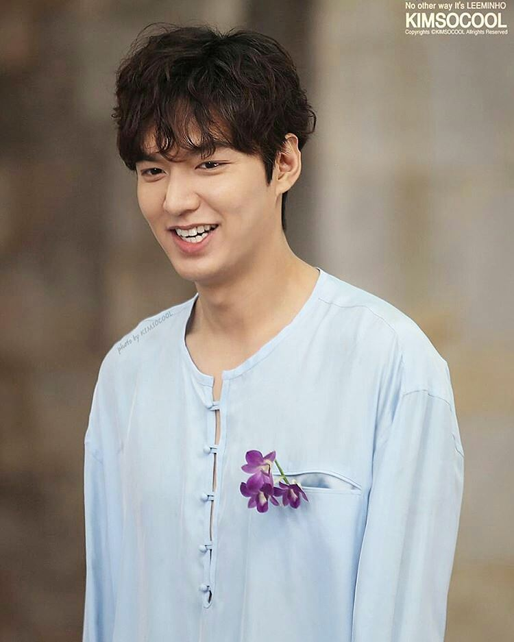 "Lee Min Ho ""trẻ ra tới 10 tuổi"" trong phim mới - 3"