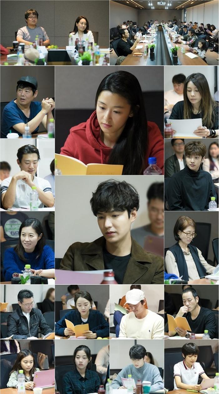 "Lee Min Ho ""trẻ ra tới 10 tuổi"" trong phim mới - 4"