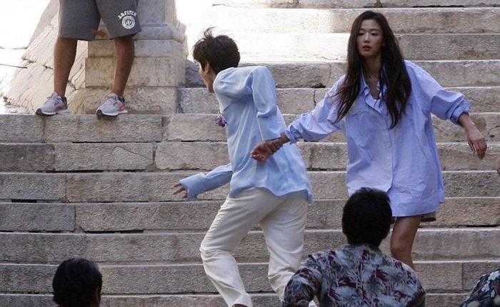"Lee Min Ho ""trẻ ra tới 10 tuổi"" trong phim mới - 8"