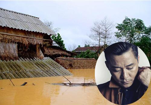 MC Phan Anh bất ngờ khi kêu gọi được 2 tỷ hỗ trợ đồng bào miền Trung - 2