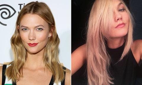 Kylie, Gigi, Rihanna đồng loạt thay kiểu tóc cá tính - 1