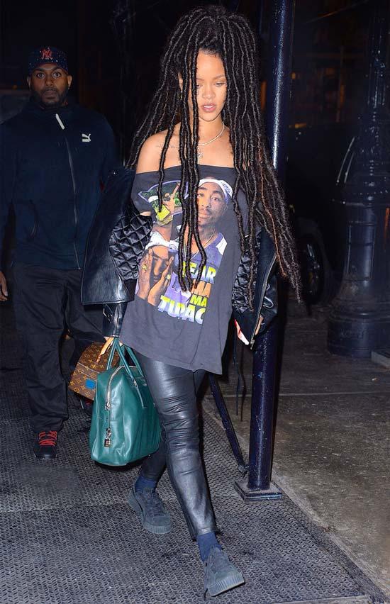 Kylie, Gigi, Rihanna đồng loạt thay kiểu tóc cá tính - 12
