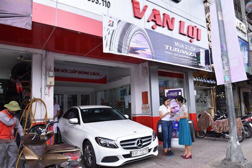 Loại lốp xe nào êm ái dành cho khách hàng Việt Nam? - 5