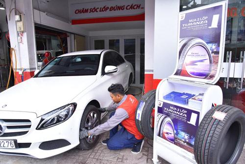 Loại lốp xe nào êm ái dành cho khách hàng Việt Nam? - 1
