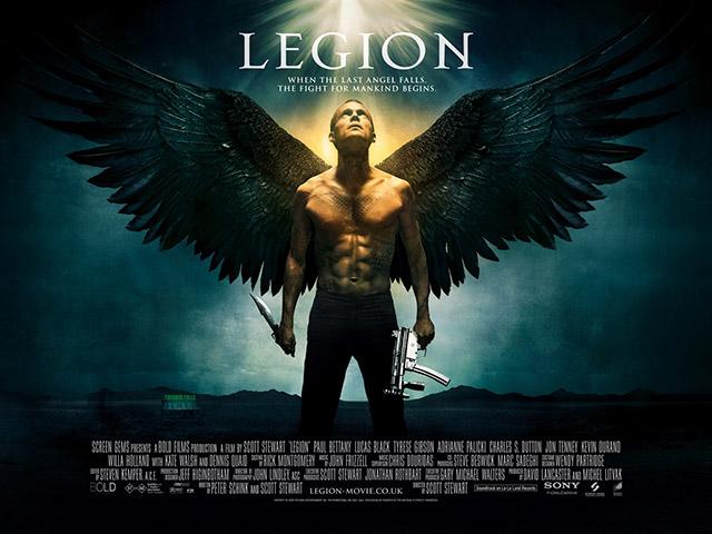 Trailer phim: Legion - 1