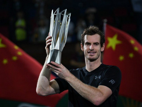 Tennis 24/7: Murray sánh ngang... thầy của Djokovic - 1