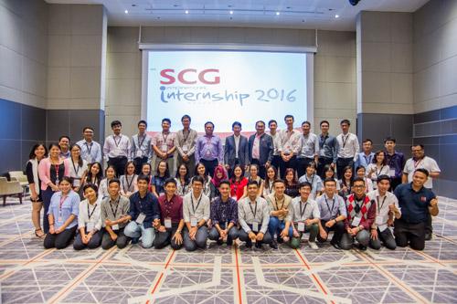 Độc đáo cách thu hút nhân tài Đông Nam Á của SCG - 1