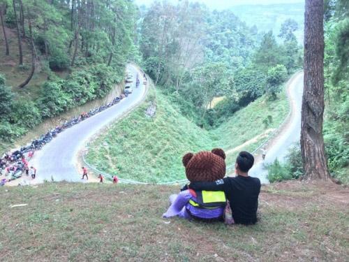 Chàng sinh viên đưa gấu bông đi phượt gây sốt mạng - 6