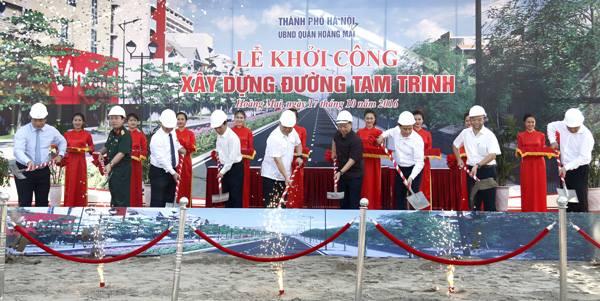 Hà Nội xây đường dài 3,5km, giá 2.000 tỷ - 1