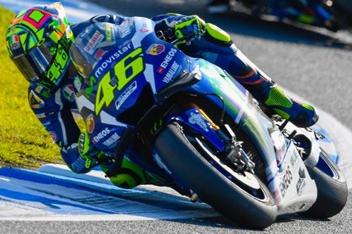 MotoGP đón tân vương: Kẻ kiêu hùng trẻ tuổi - 1