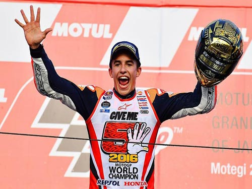 MotoGP đón tân vương: Kẻ kiêu hùng trẻ tuổi - 2