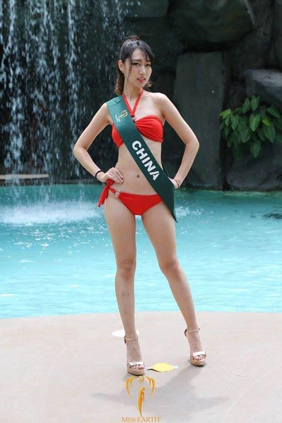 Choáng nặng vòng eo 81 cm của thí sinh Hoa hậu Trái đất - 6