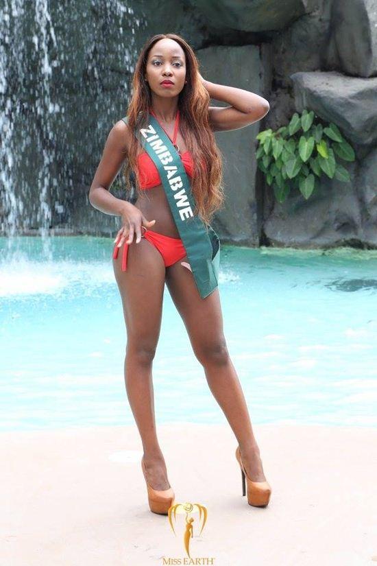 Choáng nặng vòng eo 81 cm của thí sinh Hoa hậu Trái đất - 3