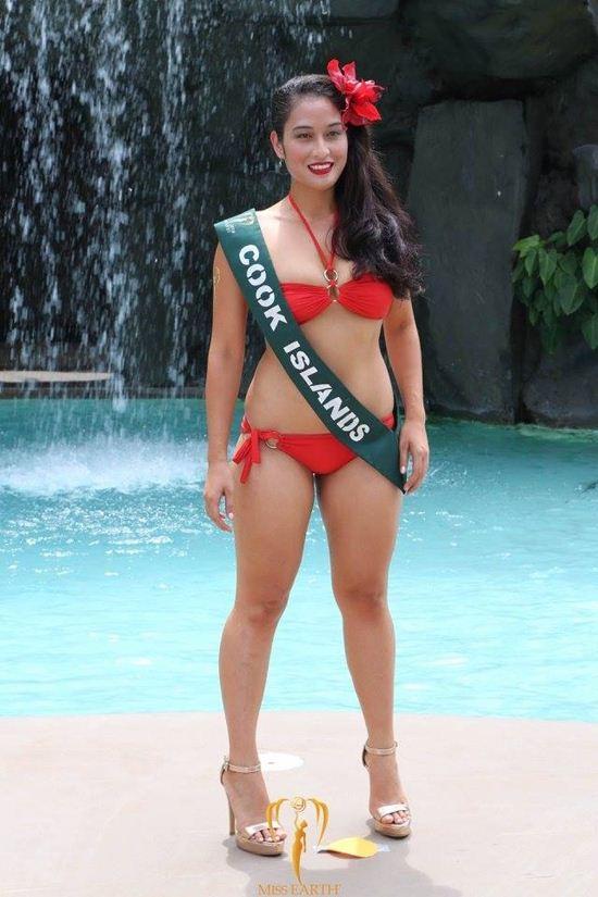 Choáng nặng vòng eo 81 cm của thí sinh Hoa hậu Trái đất - 7