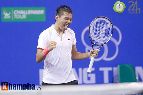 BXH tennis 17/10: Hoàng Nam tăng 49 bậc lên hạng 634 - 1