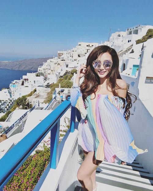 DJ xinh đẹp tiết lộ số tiền thật khi du lịch 7 nước châu Âu - 3