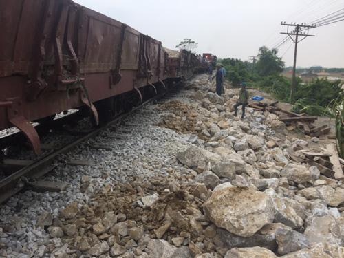 Đường sắt Nam- Bắc thông tuyến trước kế hoạch - 1