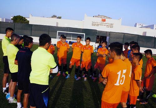 Chi tiết U19 Việt Nam - U19 UAE: Khâm phục nỗ lực (KT) - 5