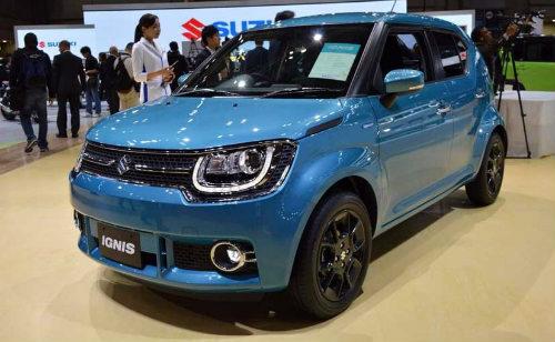 Maruti Suzuki Ignis giá 167 triệu đồng sắp ra mắt - 1