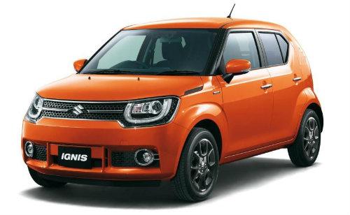 Maruti Suzuki Ignis giá 167 triệu đồng sắp ra mắt - 2