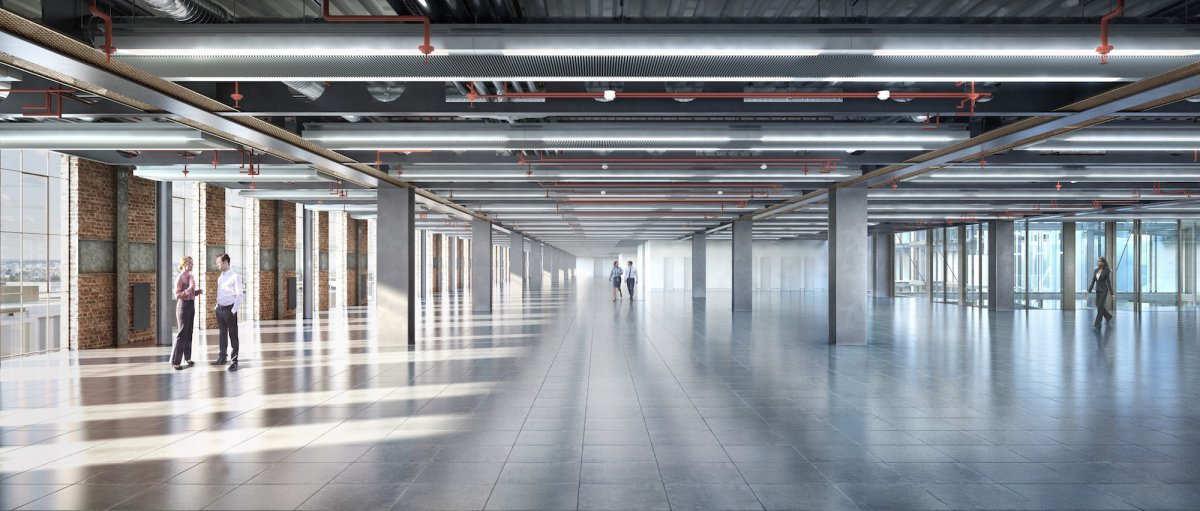 Ngắm trụ sở sắp tới của Apple tại London - 5