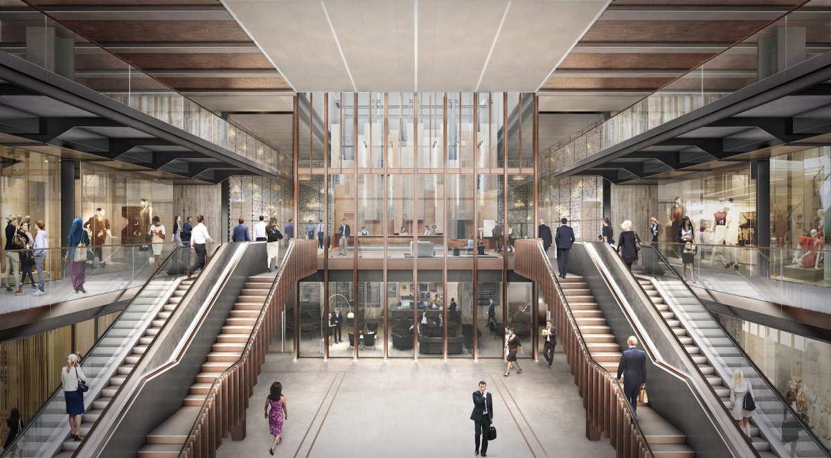 Ngắm trụ sở sắp tới của Apple tại London - 3