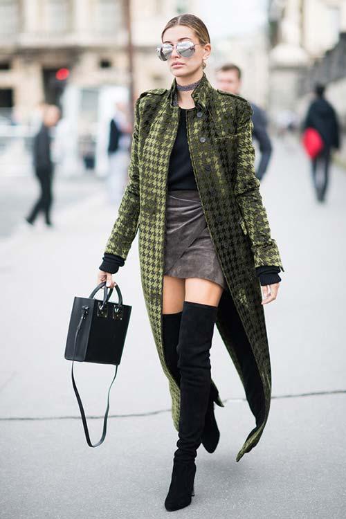 Trang phục dạo phố trăm triệu của siêu mẫu Hailey Baldwin - 2