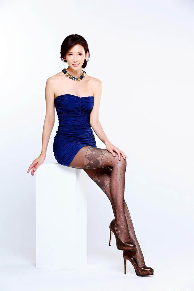 Lâm Chí Linh được coi là siêumẫu số 1 Đài Loan.