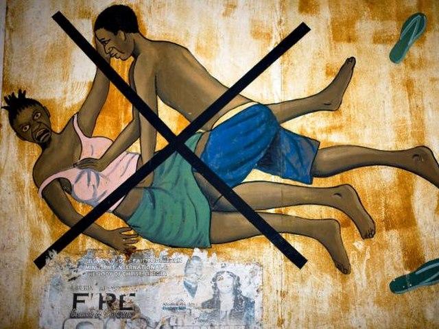 Quốc gia có tới 3/4 nữ giới bị cưỡng bức - 2
