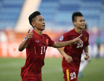 Chi tiết U19 Việt Nam - U19 UAE: Khâm phục nỗ lực (KT) - 3