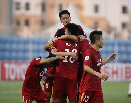U19 Việt Nam – U19 UAE: Những chiến binh quả cảm - 1
