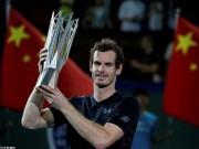 Thể thao - Murray có thể soán ngôi số 1 của Nole trước ATP Finals