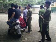 An ninh Xã hội - Côn đồ xông vào trường tìm nữ sinh, dọa bắn bảo vệ
