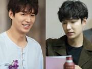"Lee Min Ho ""trẻ ra tới 10 tuổi"" trong phim mới"