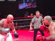 """Quái dị boxing: Buộc 1 tay vẫn """"đánh bay"""" đối thủ"""