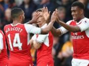 """Bóng đá - Arsenal: """"Bay cao"""" cùng bộ tứ tấn công ảo diệu"""