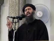 Thế giới - Thủ lĩnh tối cao IS thoát chết trong gang tấc ở Iraq