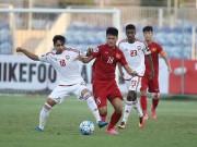 Bóng đá - Chi tiết U19 Việt Nam - U19 UAE: Khâm phục nỗ lực (KT)