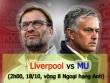 Liverpool – MU: Nối dài ân oán