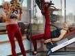 Cụ bà 71 tuổi gây sốc vì tập gym khỏe hơn thanh niên