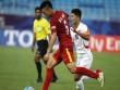 Ngẫu hứng U19 Việt Nam: 2 kèo trái làm bàn đẹp mắt