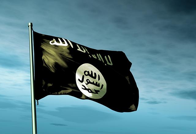 Dân Thụy ĐIển phẫn nộ vì cờ IS được sử dụng hợp pháp - 1
