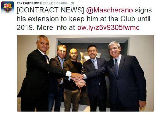 Barca: Neymar lương sau Messi, giá lên 250 triệu euro - 3