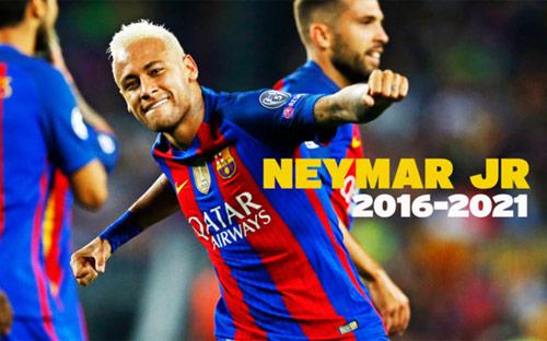 Barca: Neymar lương sau Messi, giá lên 250 triệu euro - 1