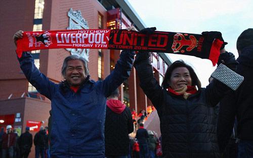 Chi tiết Liverpool – MU: Những nỗ lực bất thành (KT) - 16