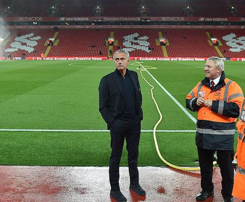 Chi tiết Liverpool – MU: Những nỗ lực bất thành (KT) - 10
